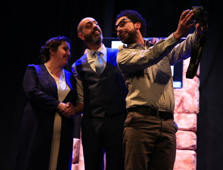 """Hazbara"" play at Jordan Theater Festival the 23rd"