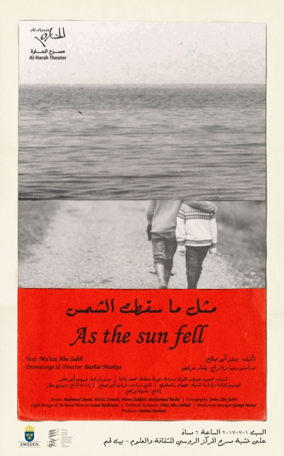 """As the Sun Fell"" Play in Bethlehem"